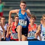 axel champion de France du 2000m steeple !!